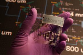 PARC printed plastic sensor