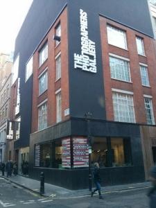 Photographers' Gallery, London