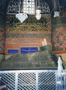 Rumi Tomb