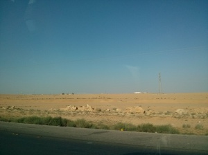 on the road to petra photo